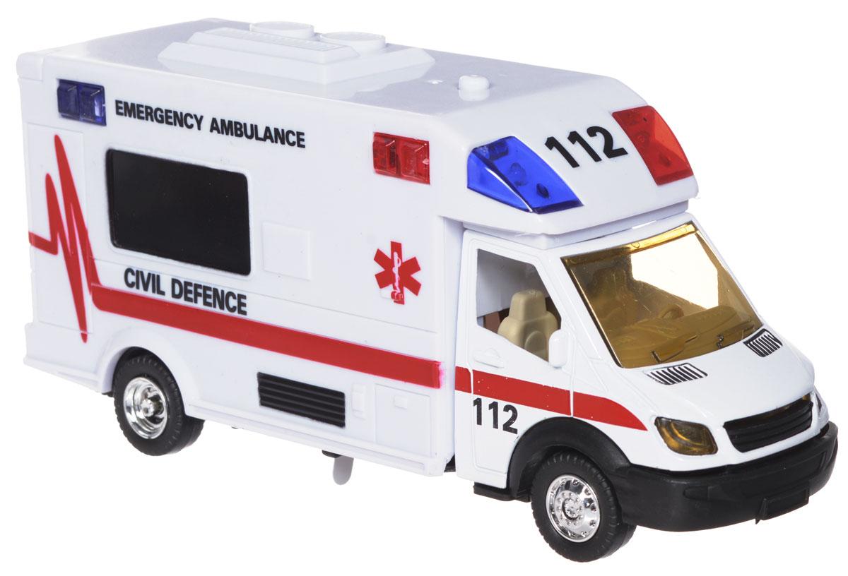 Картинка машина скорая помощь для детей